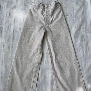 Jesse Kamm Natural Sailor Pants